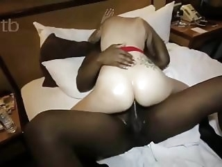 blondes black and ebony Tatted blonde excited for black cock