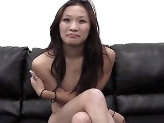 anal amateur A Pretty Asian it try Anal and gets a Facial.