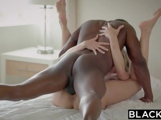 blowjob blonde BLACKED Cheating MILF Brandi Loves First Heavy Glowering Horseshit