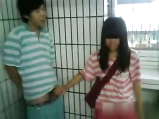 public asian Best Amateur movie with Asian, Public scenes