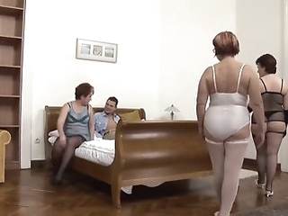 mature gangbang I want three matures