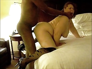 bbw anal BBW wife begging for BBC in her ass