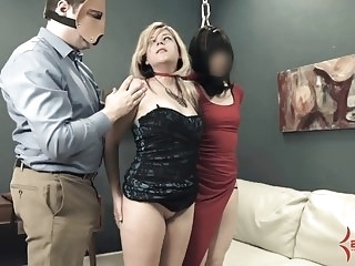anal amateur Extreme ass to mouth & ATOGM for nasty bondage sluts