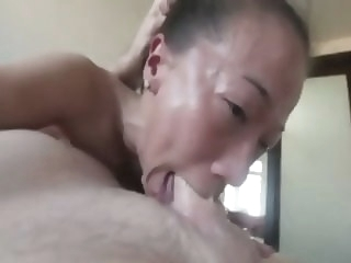 blowjobs asian Morning Deepthroat