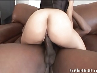 cumshots black and ebony Big breasted ebony slut fucked hard