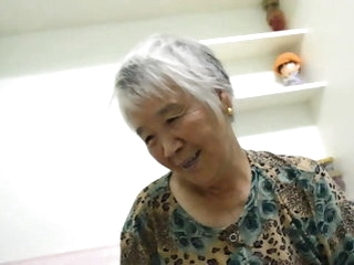 mature asian Chinese Granny