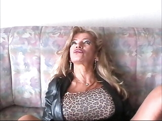 blonde anal Family - Bigboobed Traudl Greasy spoon gets fucked by device