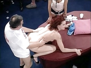 brunette blowjob Sexual World Record